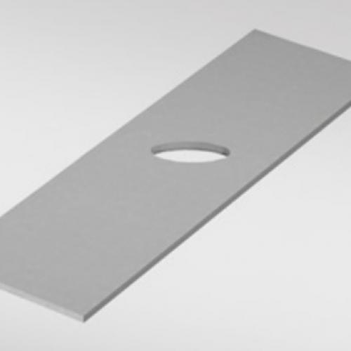 Ø100mm-ig - Felméretes lyukasztó  idomacél megmunkáló kiegészítõ