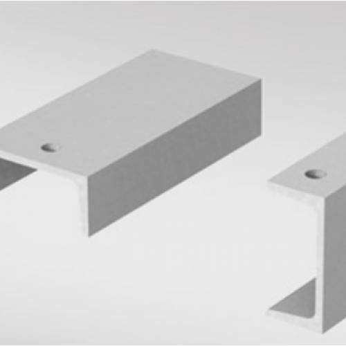 Profilok lyukasztása (40-80mm-ig) idomacél megmunkáló kiegészítő