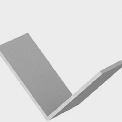 Szögvas daraboló (90°) idomacél megmunkáló kiegészítő